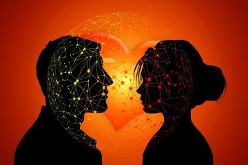 Les applications de rencontres et l'amour virtuel