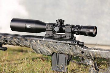 lunette arme à feu