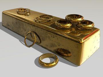 Investir dans l'or avec le rachat de bijoux