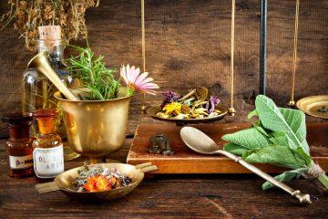 Se soigner grâce à l'aromathérapie